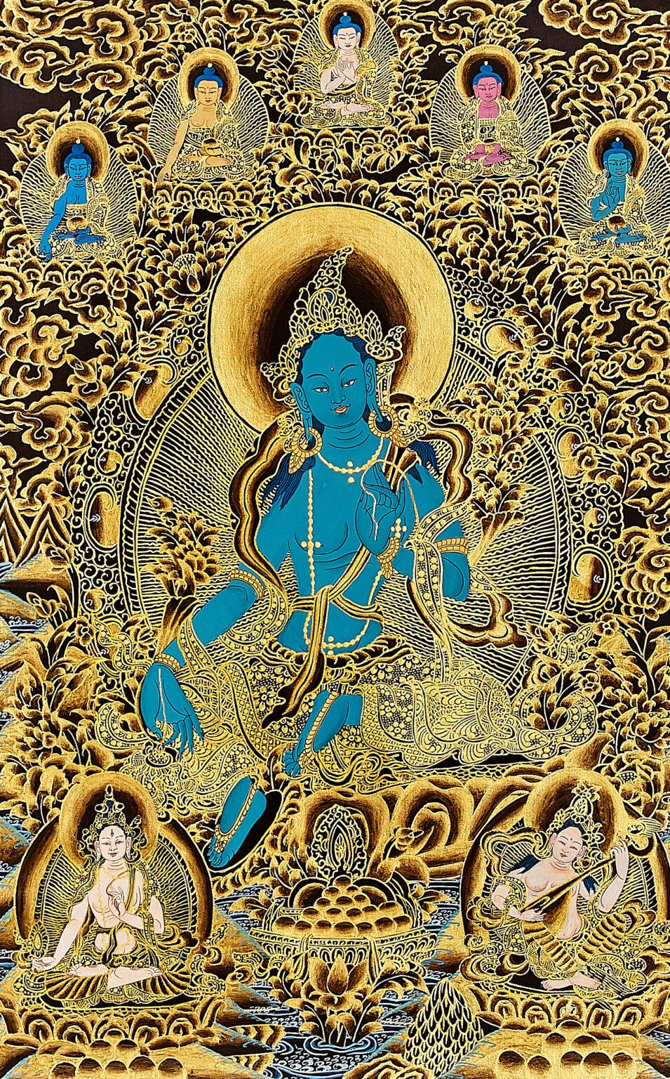 Thangkas and Mandalas